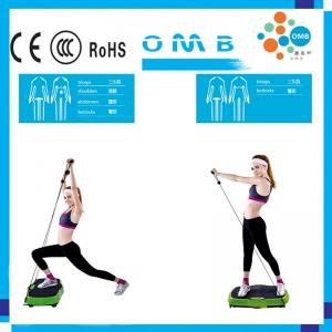 China 2016 Selling Hot Fitness Equipment Slim Gym Exercise Machine Power Vibrate Plate on sale