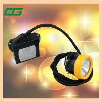 15000lux 6.6ah Rechargeable Mining Hard Hat LED Lights Waterproof Miner Cap Torch