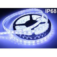 12V White RGB LED Strip Lights Cuttable Waterproof Swimming Pool Strip