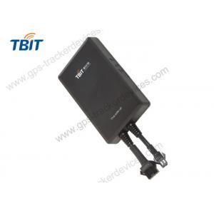 China Professional Vibrate Alarm Car GPS Tracker , Auto GPS Tracking Device Cut Oil on sale
