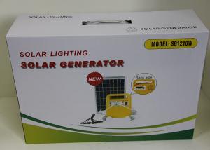 China EW80R Solar Powered Lights , Solar Led Lantern 7Ah 12Vwith USB Charger on sale