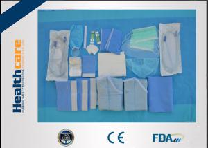 China SMS Disposable Surgical Packs Fractional Radiofrequency Angio Pack With CE&ISO13485 on sale