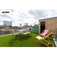 Artificial grass lawns for residential yards backyards