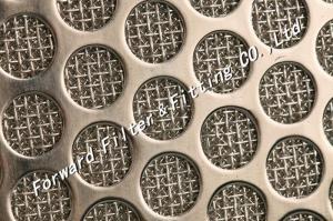 China Материалы/машиностроительные материалы описания/пефорировали лист металла on sale