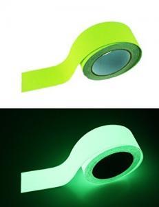 China Printable Photoluminescent Luminous Adhesive Tape Glow In The Dark Tape 4-10 Hours on sale