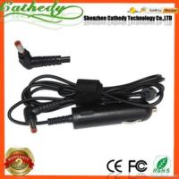 China For Lenovo Msi 20v 2a Notebook Car Charger Adapter on sale