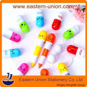 China Medical Pill pen,Capsule pen,Pill shape Pen on sale