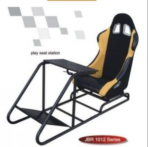 Play Station WIth Seat Sport Racing Sears Simulator Cockpit