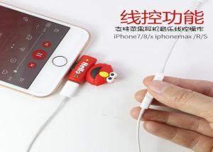 China Convenient Iphone 7 Charge And Listen Adapter Support Headset Remote Control Operation on sale