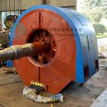 High Efficiency Hydro Power 500KW 1000r/Min Turgo Turbine Generator