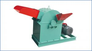China 600 Model Electric Wood Crusher for Medium Wood Pellet Plant on sale