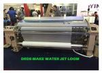 Velocidad de vertimiento llana de la máquina del telar del chorro de agua de la boca del doble de SD822 75Inch