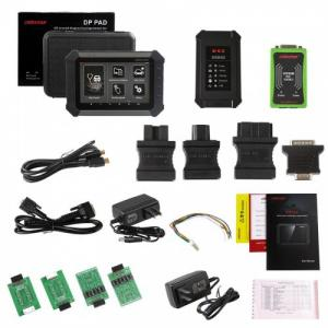 China OBDSTAR DP PAD Tablet IMMO ODO EEPROM PIC OBDII Tool for Japanese and South Korean Vehicles on sale