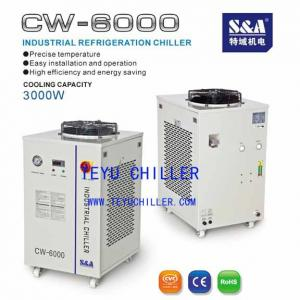 China CW6000 RF metal laser tube Chiller CE\ROHS on sale