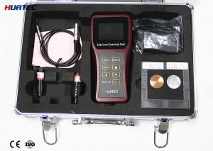 China 60KHz 6.9 - 110 % IACS ( 4 - 64 MS / m ) Digital Portable Electrical Eddy Current Testing Equipment on sale