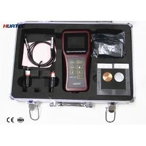 China 60KHz 6.9 - 110 % IACS ( 4 - 64 MS / m ) Digital Portable Electrical Eddy Current Testing Equipment on sale