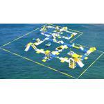 TUVの証明海/水公園の製造者のための巨大で膨脹可能な浮遊水公園