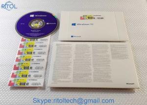 China Muliti Language Windows Product Key Code License Sticker For Global Area on sale