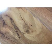 China Pine Laminate Flooring , Shiny Finish Swiftlock Composite Board Material Floors on sale