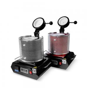 China PID Control Precious Metal Melting Furnace , Energy Saving Gold Induction Furnace on sale
