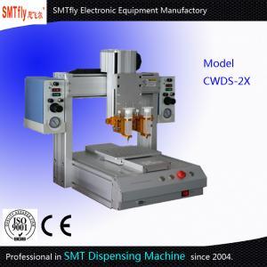 China Vitesse industrielle supérieure 0.1-800/350 mm/Axis de machine de distributeur de commande numérique par ordinateur de banc automatique on sale