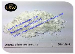 China 99% Purity Steroid Powders 17- MethylTestosterone CAS 58-18-4 for Bodybuilding supplier