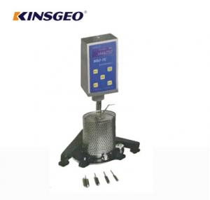China 400×370×150 mm Size  Bench Top Digital Rotational Viscometer with ISO / CE Certifications on sale