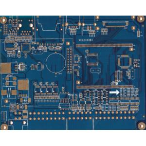 China FR4 Rogers CEM-3 electronic Multilayer PCB printed circuit board 6L 7L 16L 18L on sale