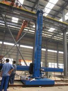 China Automated Welding Manipulator Vessel Machine , Remote Control box , High Efficiency on sale