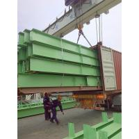 Customized Green H Section Painting Structural Steel I Beam U Channels