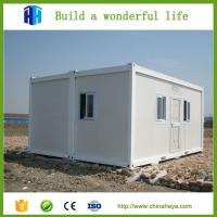 HEYA 2017 ready made mobile modular home reside basics steel frame container house