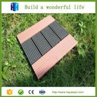 Cheap wood plastic composite outdoor floor deck tile wpc mexico