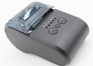 China handheld type small mobile   2inch   portable thermal printer for online order bill on sale