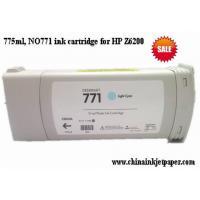 OEM / Genuine Ink Cartridge for HP Z6200