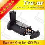 Poignée de batterie de Travor pour EOS 60D BG-E9 de Canon