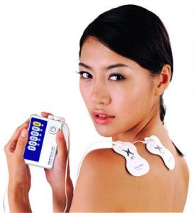 China Electro Tens Electronic Muscle Stimulator With Kneading And Rhythmical Vibration on sale