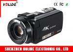 High Resolution Digital Video Camera Camcorder 4K?WiFi Video Cam 10X?Optical?Zoom