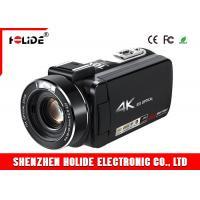 High Resolution Digital Video Camera Camcorder 4KWiFi Video Cam 10XOpticalZoom