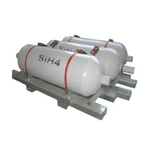 China 7803-62-5 High Purity Liquid Sih4 Electronic Gases With 47L Cylinder Package on sale
