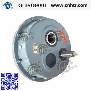 China Shaft Mounted Hollow Shaft Worm Gear Reducer Up To 17000Nm Output Torque on sale