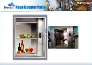 China 300KG Food Elevator Dumbwaiter , Dumbwaiter Elevator , Food Lift on sale