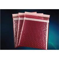 "Multifunctional Poly Bubble Mailers Red Color 7.25""X12"" #1 Size Biodegradable"