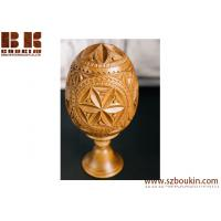 wood decoration oil wood,natural wood christmas classical grave wood decoration