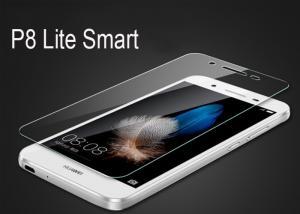 China 超明確な2.5D緩和されたガラス スクリーンの保護装置スマートな華為技術P8ライトのための0.33MM on sale