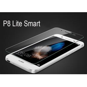 China Protecteur ultra clair d'écran du verre trempé 2.5D 0.33MM pour Huawei P8 Lite futé on sale