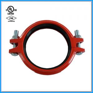 China Grooved Pipe Fittings on sale