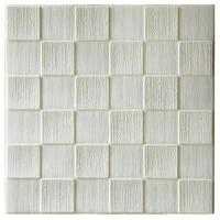 China Soundproof Self Adhesive Wall Panels / Brick Wallpaper For Kindergarten on sale