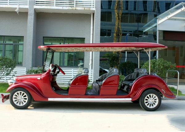 Street Legal Electric Carts >> Hotel Shuttle Classic Golf Cars Street Legal Electric