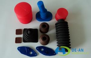 China Industrial Custom Molded Rubber Parts for Air Condition , Machine on sale