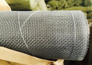 China Square 8 Mesh Wire Fencing , Electro Galvanized Iron Wire For Flitering on sale